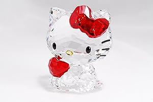 SWAROVSKI Hello Kitty Red Apple
