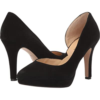 Amazon.com | ADRIENNE VITTADINI Pinchos Black 5.5 | Pumps