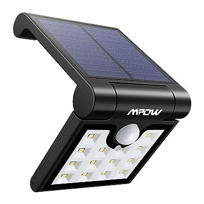 〠Conception Pliableã€\'Mpow 14 LED Lampe Solaire Extérieur Portable ...