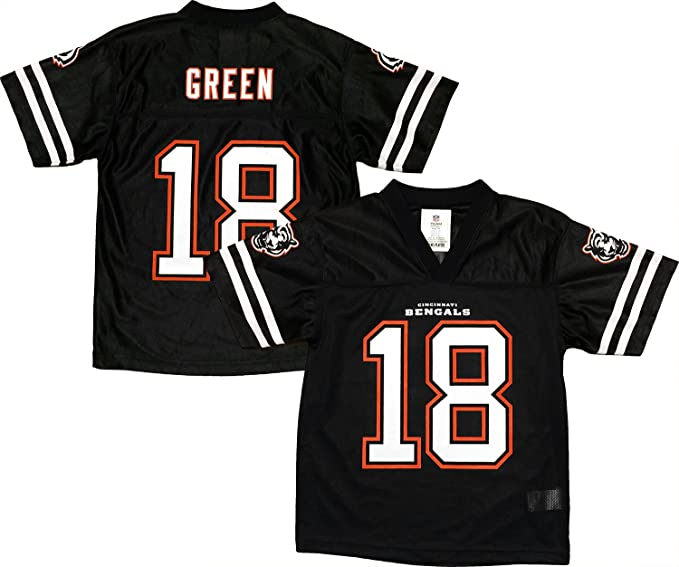 aj green jersey youth large