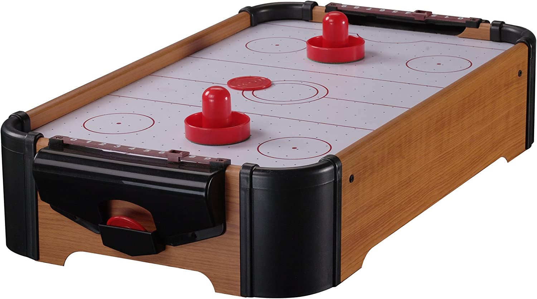 Mesa Air Hockey: Amazon.es: Juguetes y juegos