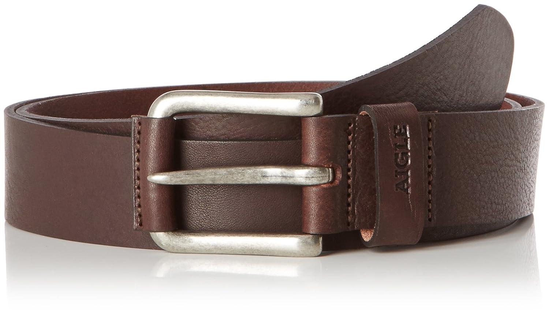 Aigle City - Ceinture - Homme - Marron (Dark Brown) - FR  65 cm (Taille  fabricant  65)  Amazon.fr  Vêtements et accessoires b00ced7f92e