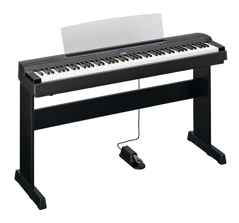 yamaha lp5a 3 pedal unit for p115 black musical