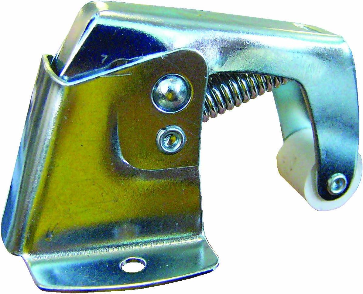 3 Pk Steel Zinc Plated Spring Loaded Screen Door Holder Latch Catch N192773