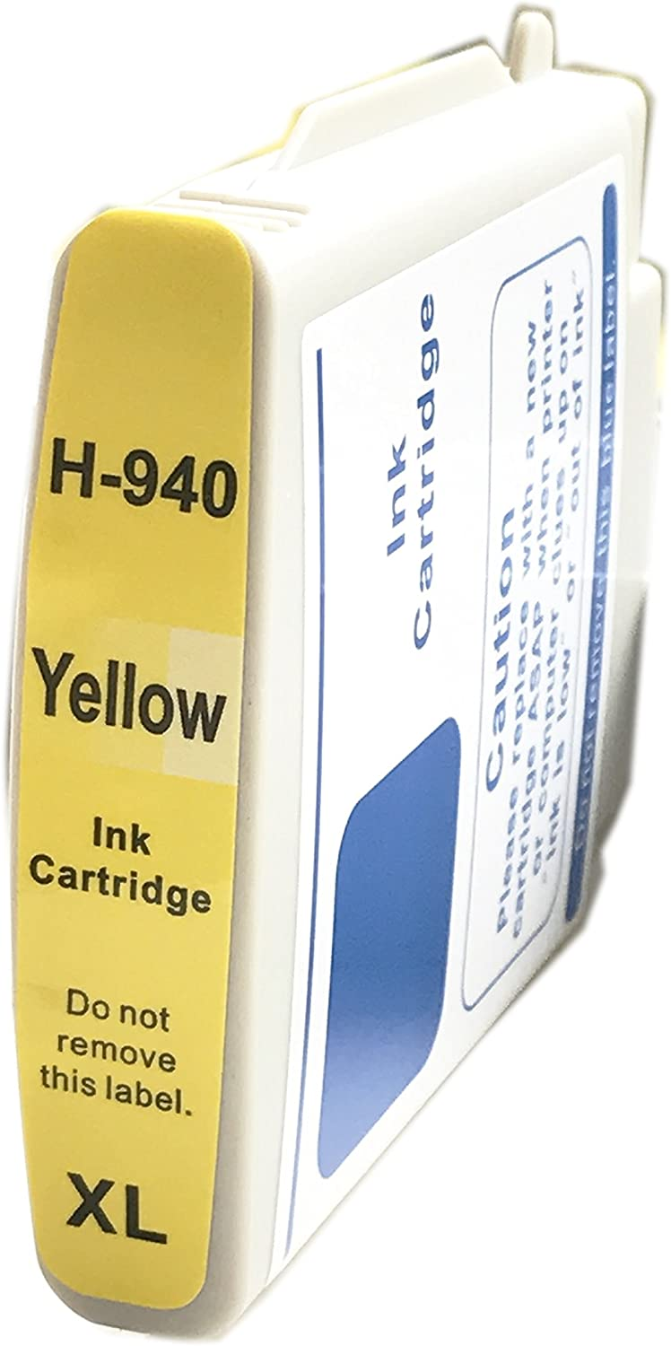 Inkoink Compatible Ink Cartridge Replacement for HP 940XL M HP Officejet Pro 8000 8500 Premium A909a A811a A811a-1 Magenta