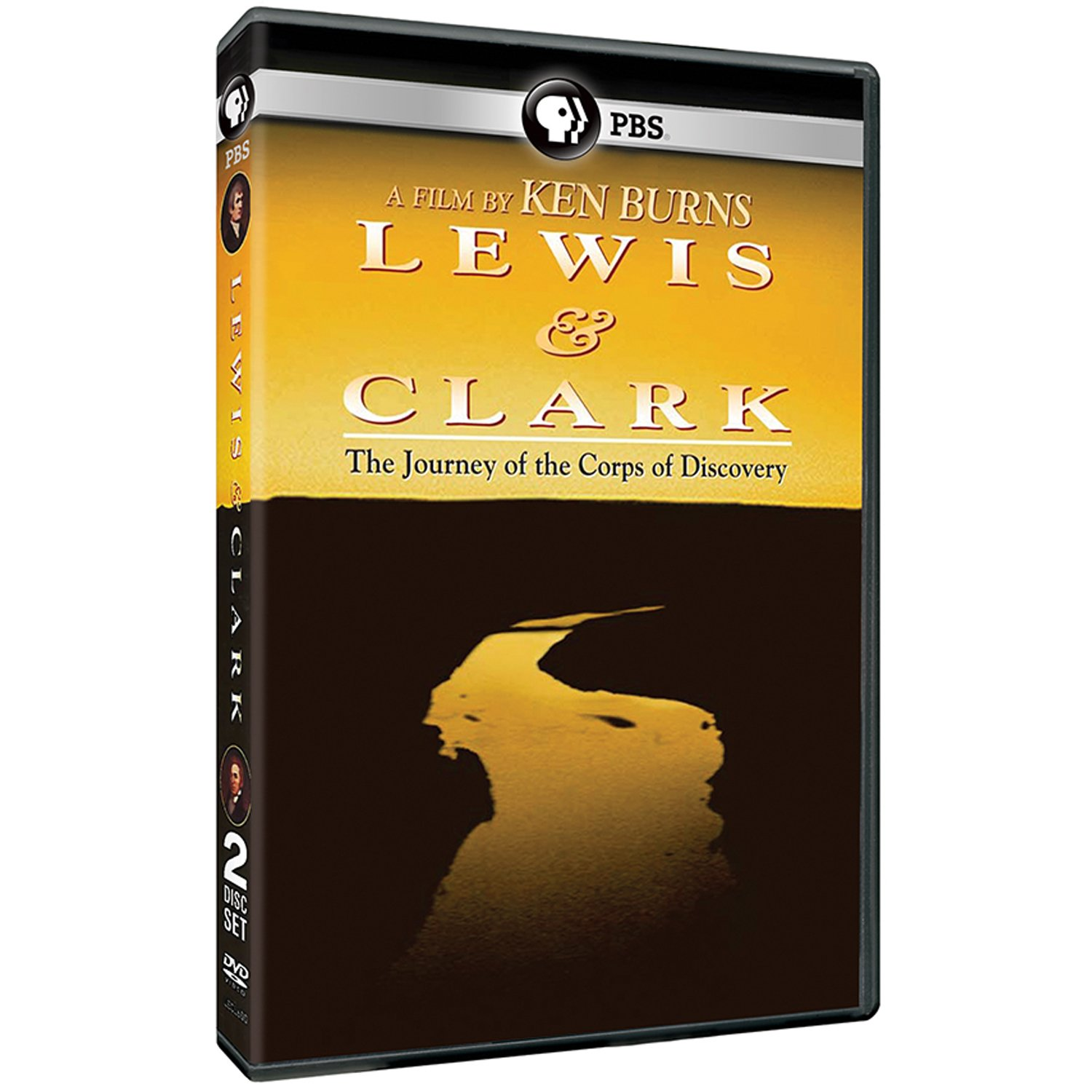Lewis & Clark - The Journey of the Corps of Discovery