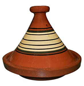 Moroccan Medium Cooking Tagine, Lead-Free