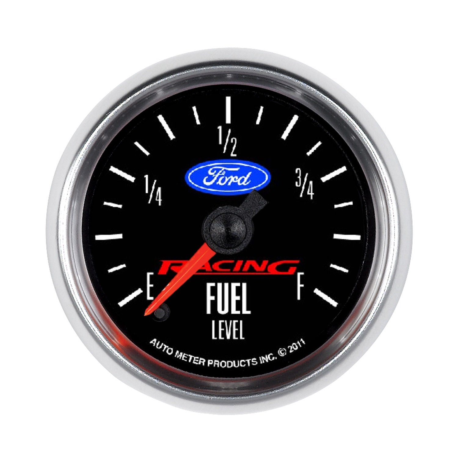 Auto Meter 880400 Ford Racing Series Electric Fuel Level Gauge