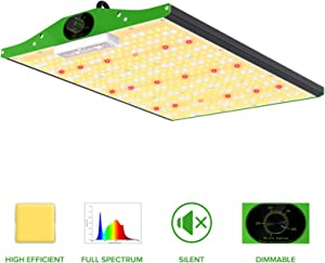 Grow Light, VIPARSPECTRA 2020 Pro Series P1500 LED Grow Light with Upgraded SMD LEDs(Includes IR) and Dimmable Function Full Spectrum Plant Grow Lights for Indoor Plants Seeding Veg and Bloom