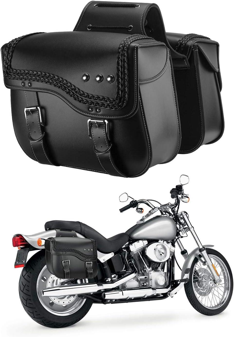 Kemimoto Motorcycle Saddlebags