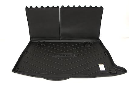 Genuine Hyundai Accessories 2V012-ADU00 Black Trunk Tray for Hyundai Veloster