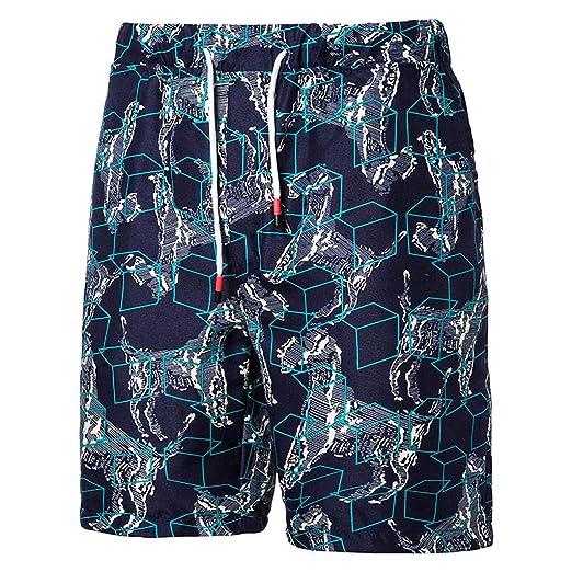 0bd074a5a3993 Allywit M-5XL Summer Men Casual Harem Pants Jogger Stripe Fitness Trousers  Capri Linen Loose