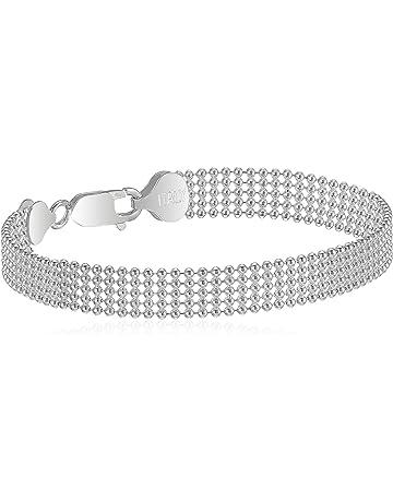 Women's Strand Bracelets | Amazon com
