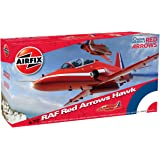 Airfix A02005 BAe Red Arrows Hawk 1:72 Scale Series 2 Plastic Model Kit