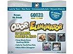 Gonzo Odor Eliminating Rocks - 32 oz - Pet Cigarette Smoke Paint Garbage Odor Eliminator For Car Home Gym Bag Basement...