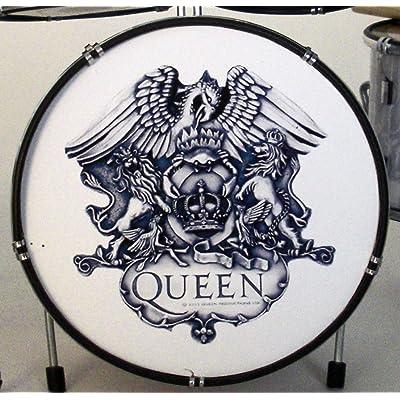 RGM328 Queen diseño de guitarra eléctrica de tambor para impresora A en miniatura para plnchar miniaturas Freddy Mercury Brian May John diácono Roger Taylor Bohemian Rapsody una noche en la ópera Killer Queen en el Chamipons