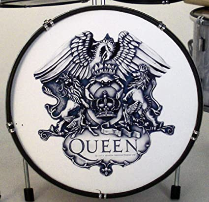 RGM328 Queen diseño de guitarra eléctrica de tambor para impresora A ...