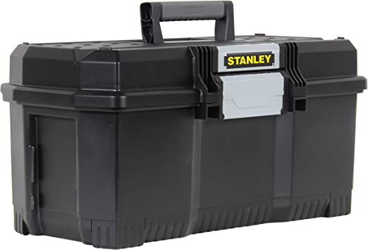 Stanley 1-97-510 24Z - Caja de herramientas (60,5 x 28,7 x 28,7 cm): Amazon.es: Bricolaje y herramientas
