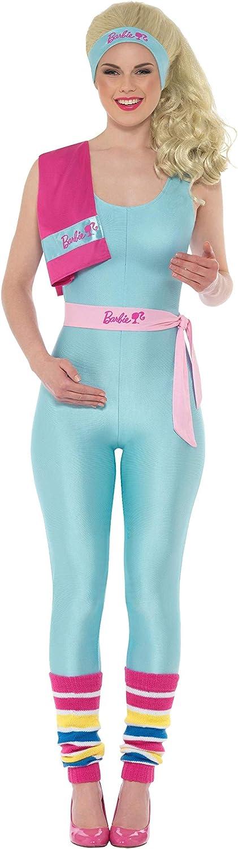 Smiffys 42977M - Disfraz de Barbie, talla S, color azul: Amazon.es ...