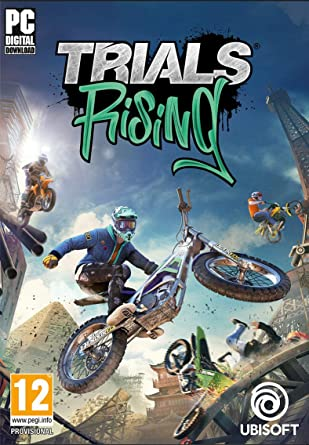 Trials Rising Standard Edition PC Download Uplay Code: Amazon co uk