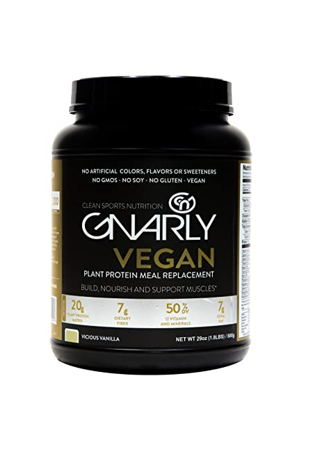 Product thumbnail for Gnarly Nutrition Vegan Plant Based Meal Replacement