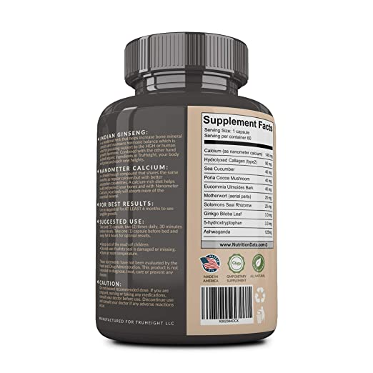 Amazon.com: TrueHeight Vitaminas para mejorar la altura ...