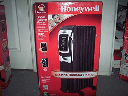 Honeywell Digital Radiador eléctrico hz-717-wmt