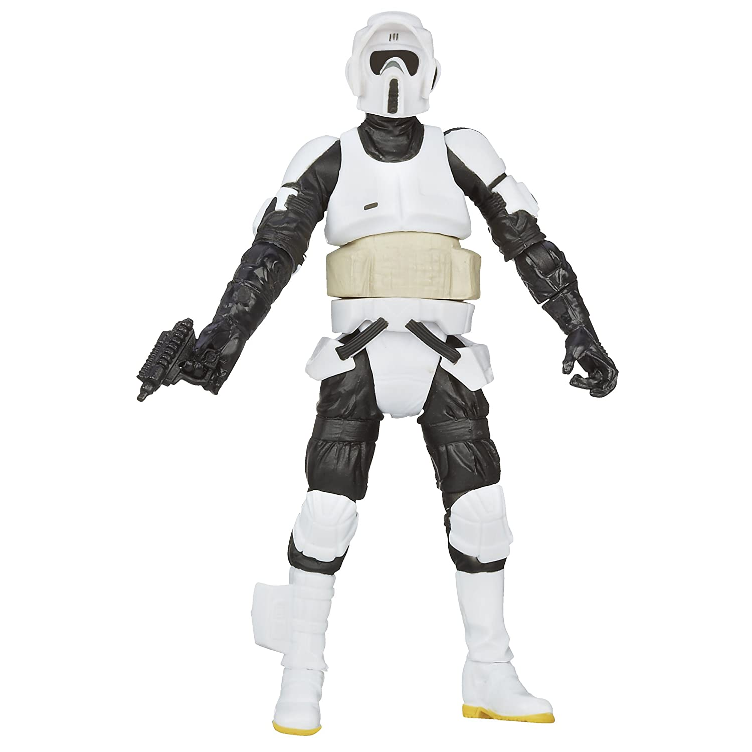 amazon com star wars the black series biker scout figure 3 75