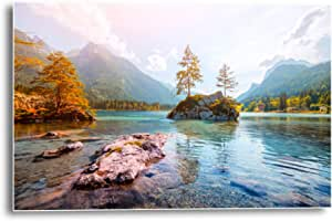Wall Art Printed on a lightweight panel - Size 80x52 cm