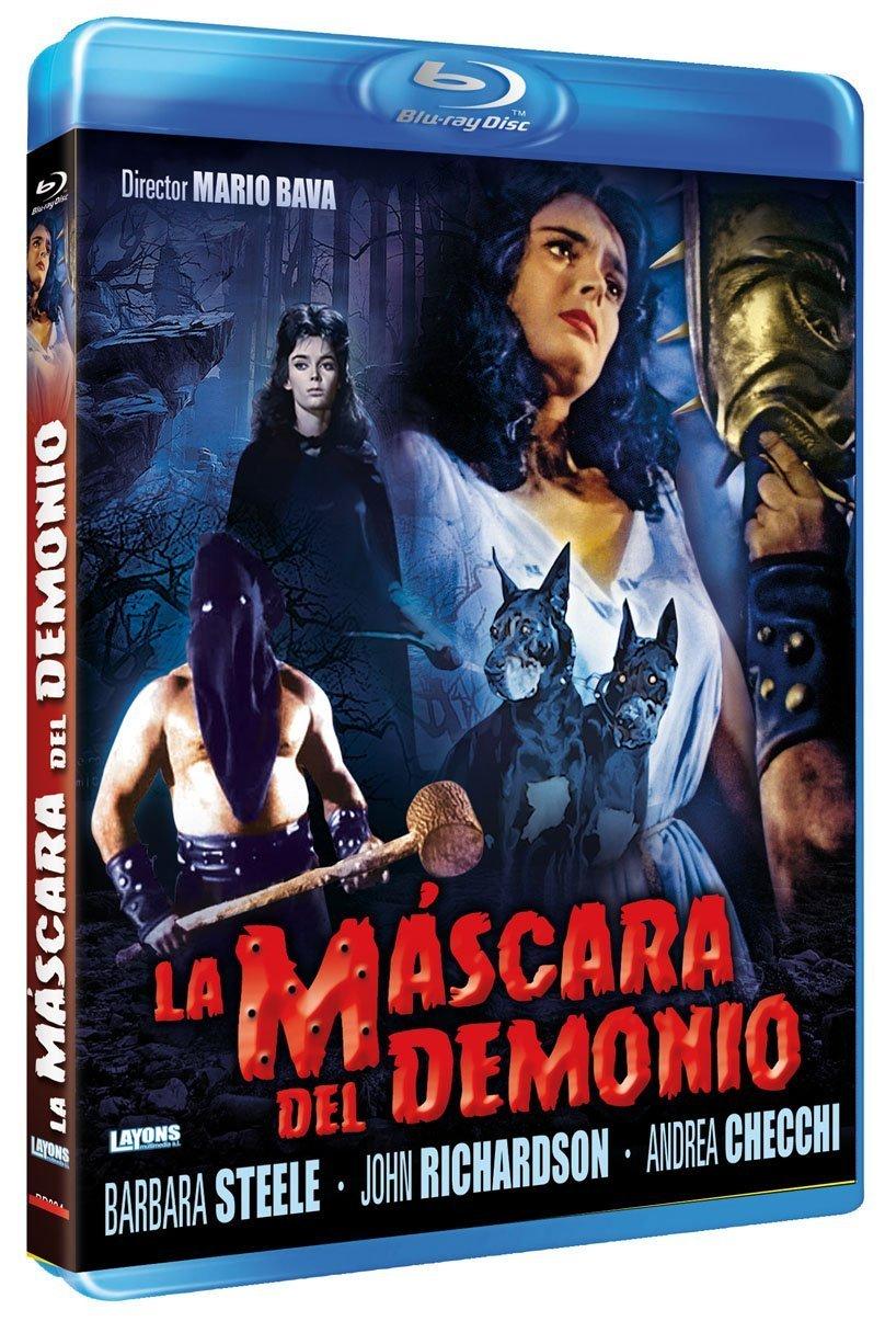 La máscara del Demonio [Blu-ray]: Amazon.es: Barbara Steele, John Richardson, Andrea Checchi, Ivo Garrani, Arturo Dominici, Enrico Olivieri, ...