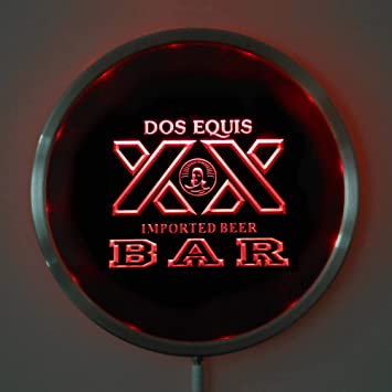 Amazon.com: Design4LED Dos Equis XX - Cartel con luz LED de ...