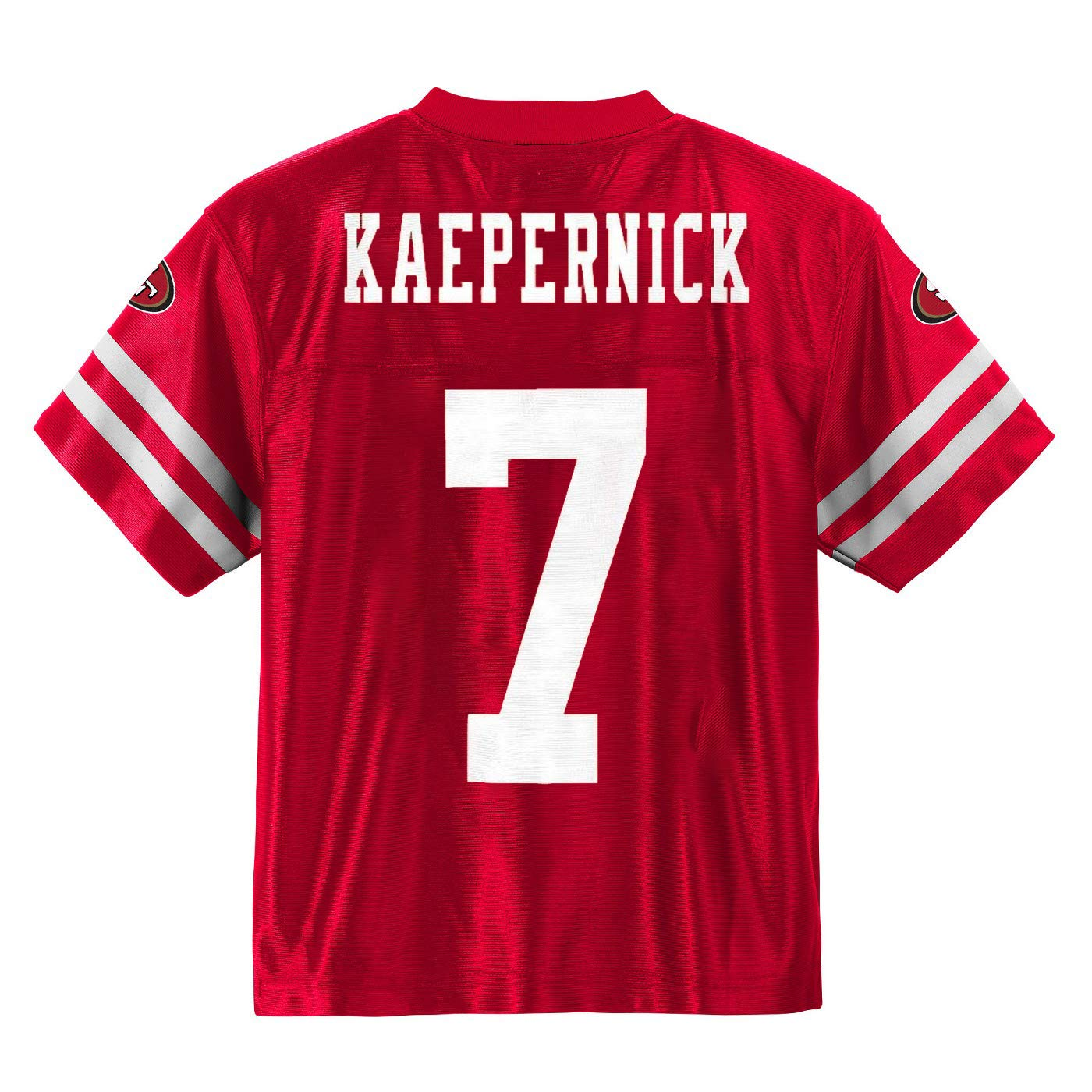 8b87a861 Colin Kaepernick San Francisco 49ers Red Home Player Jersey Youth