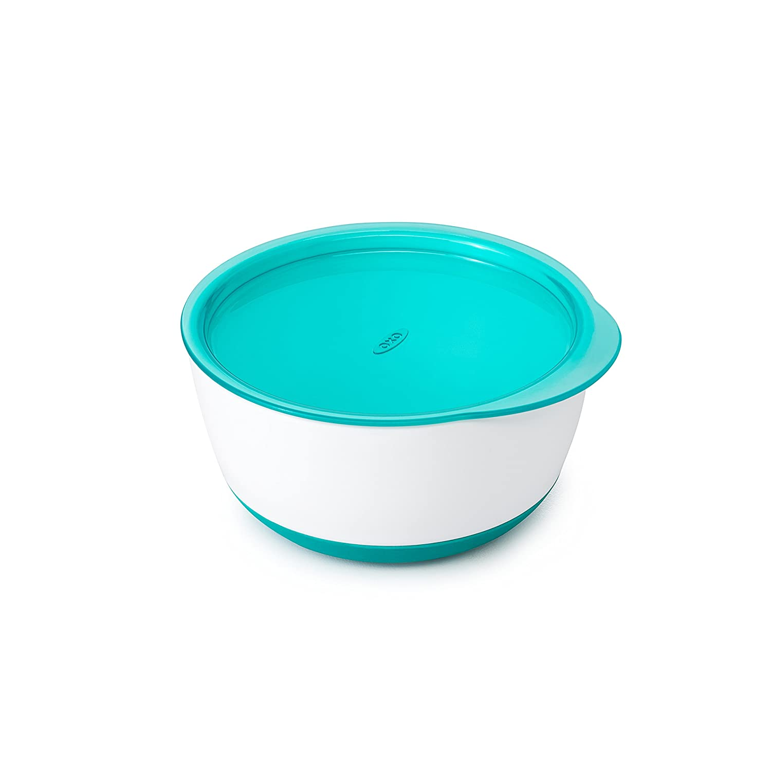 Raspberry OXO Tot Small and Large Bowl Set