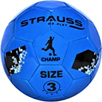 Strauss Champ Football, Size 3, (for Kids)
