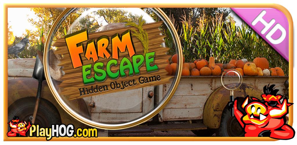 Farm Escape - Find Hidden Object Game [Download]