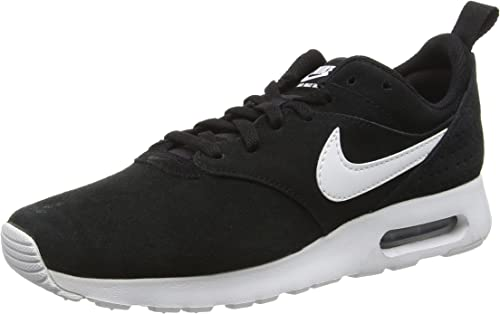 Nike Air Max Tavas Leather Black White | Footshop
