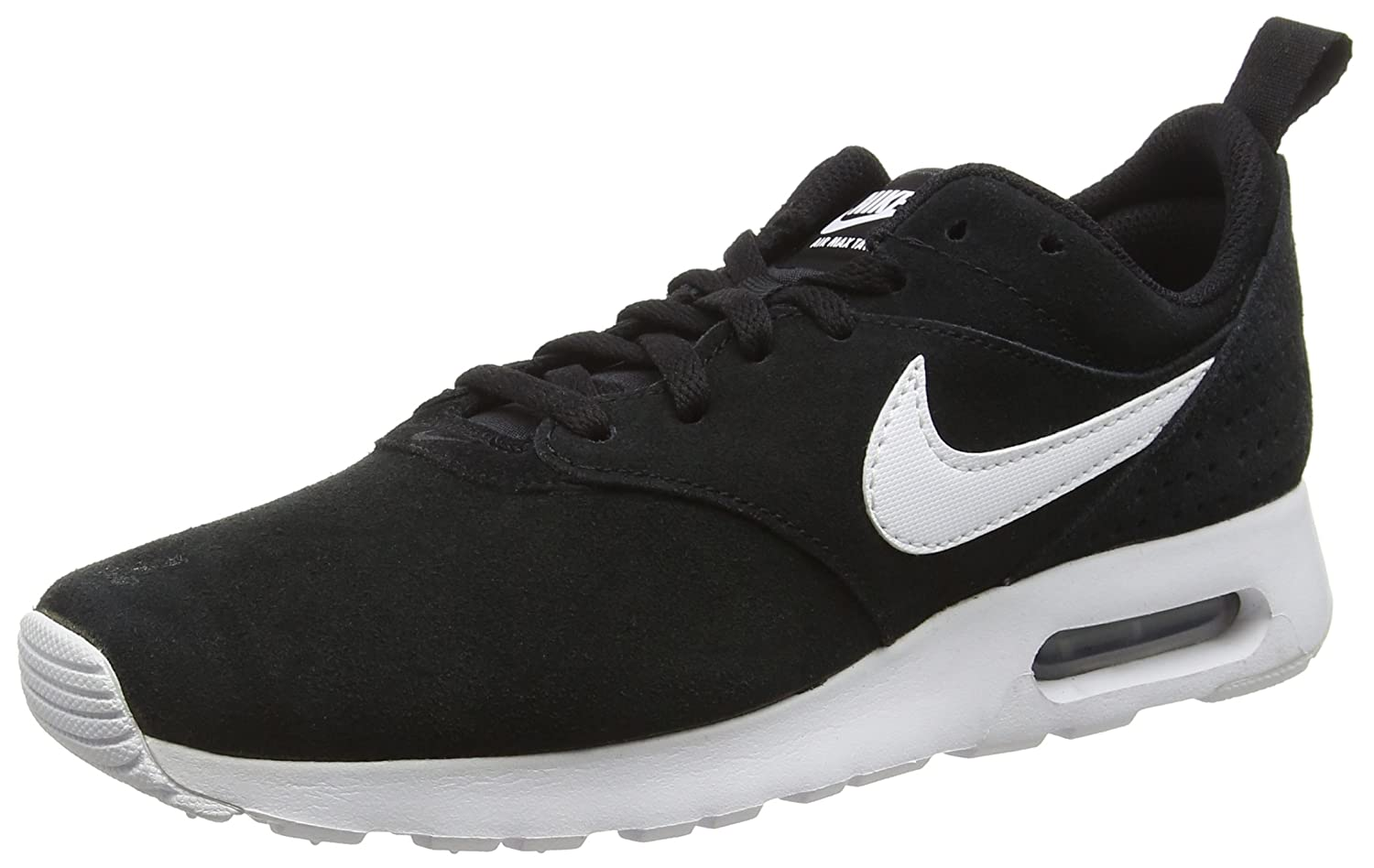 Najnowsze Amazon.com | Nike Men's Air Max Tavas LTR Ankle-High Leather CQ78