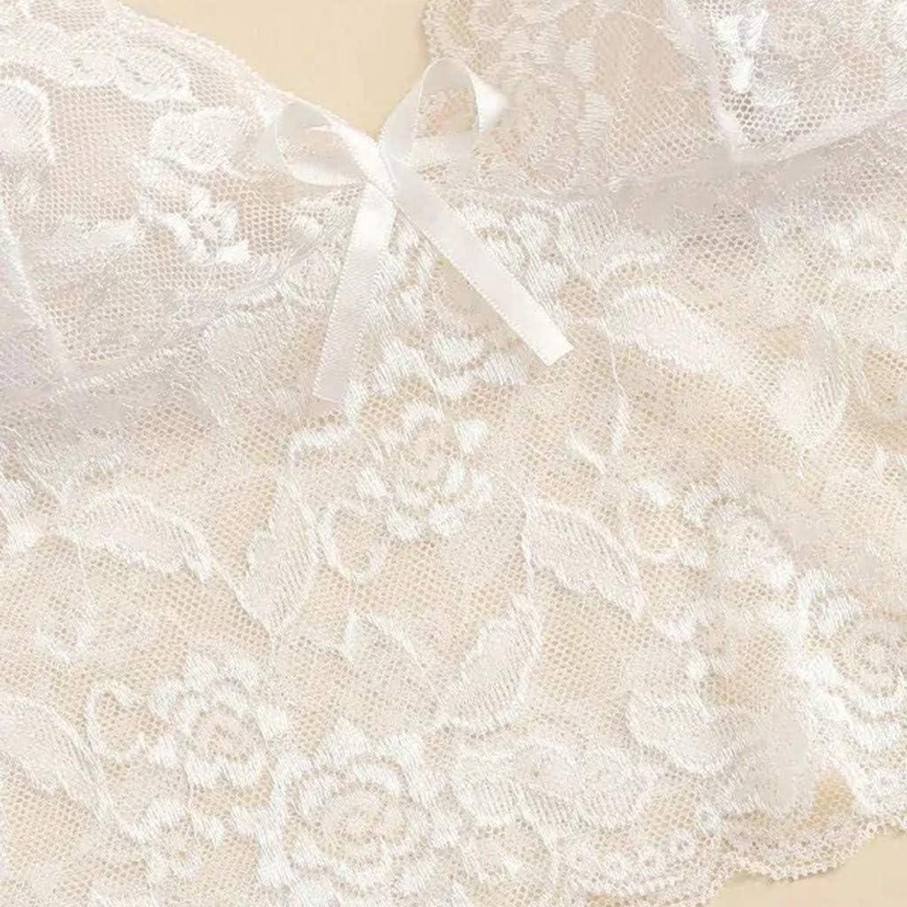 Womens Lace Camisole Shorts Set Sleepwear Pajamas Plus Size Bandage Lingerie Sets 2PCS S-5XL