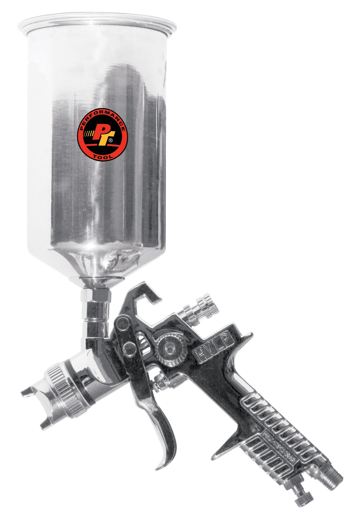 Performance Tool M706 Production Spray Gun, 2-Piece