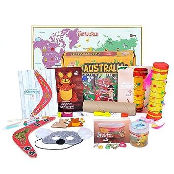 Buy Learning Toys For Kids Australia Activity Kit From
