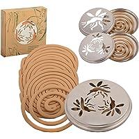 Esschert Design 8208100Zitronengras-Spiralen, 10Ersatz-Spiralen