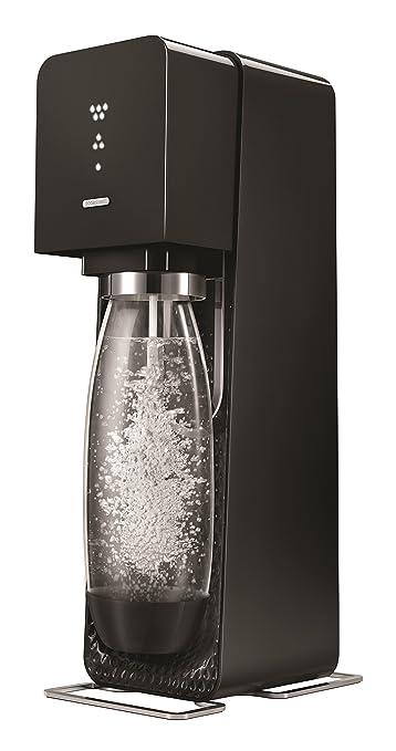 271 opinioni per Sodastream Source Gasatore (include 1 cilindro in licenza d'uso ), colore: Nero