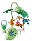 Amazon Price History for:Fisher-Price Rainforest Peek-A-Boo Leaves Musical Mobile