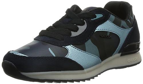Sneaker ModMaise Navy itScarpe BlackAmazon Borse Geox E Bambina sdxtQChr