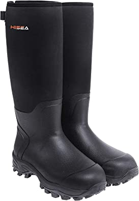 35 ° C Winter Boots Hunting Fishing Wellington Boots Lightweight EVA Mens Thermo Boots