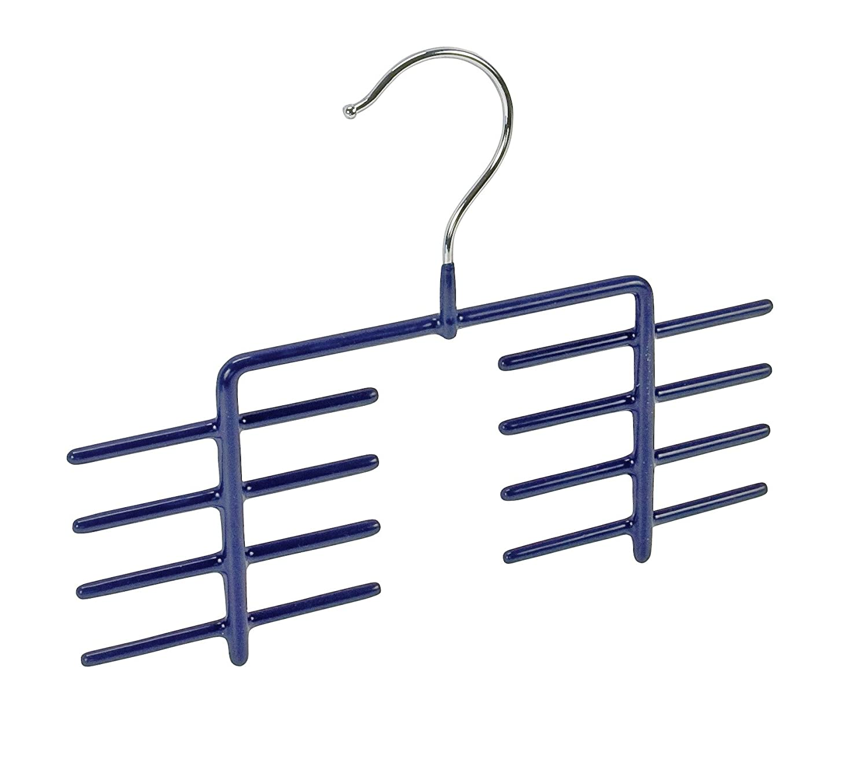 Wenko Colgador de corbatas James azul
