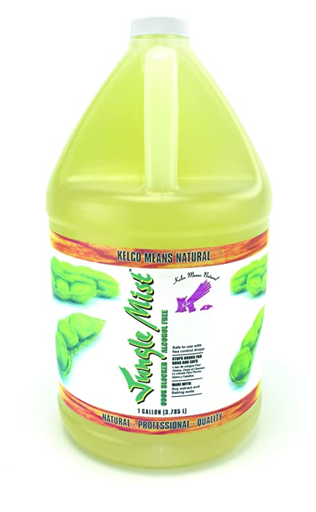 Laube Kelco Jungle Mist De-Odorizing Spray, Gallon
