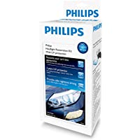 Philips Headlight Restoration Complete Kit with UV protection