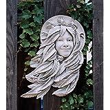 Design Toscano Daphne: Greenwoman Wall Sculpture