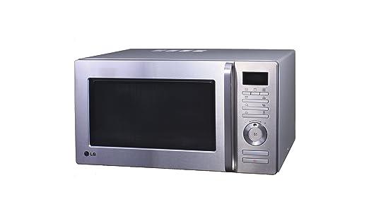 LG Lggb - Microondas Mh6589Urt, 25L, Grill Simultaneo, INOX ...